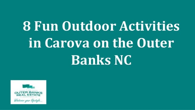 8 Fun Outdoor Activities in Carova on the Outer Banks NC