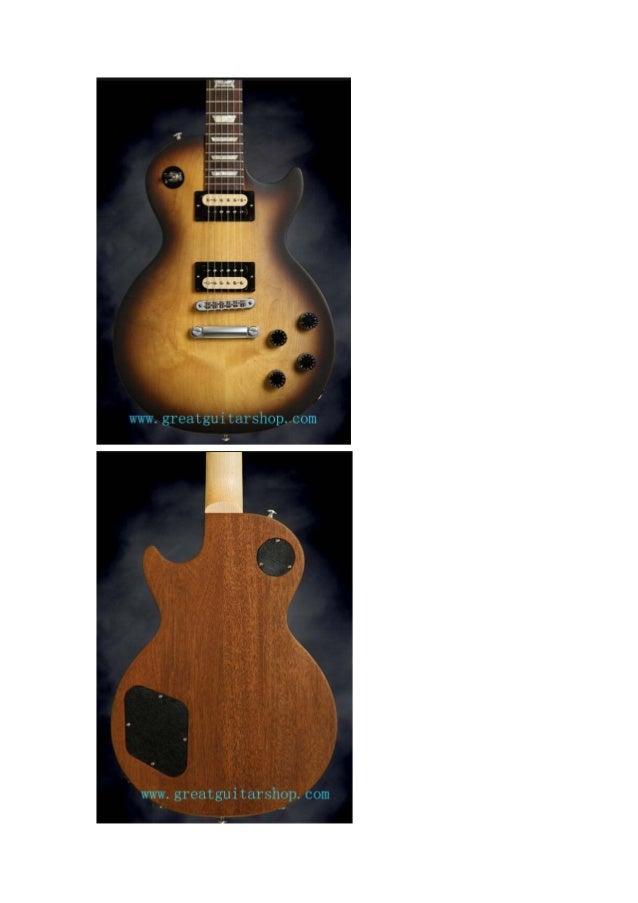 Gibson LPM-Great guitar shop Slide 3