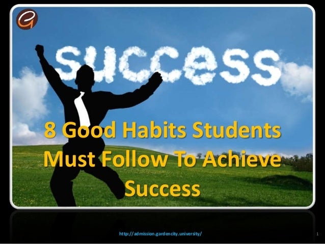 lwy the habits on students This study examined the study habits and skills of subjects taking basic science  courses at a two year, postsecondary institution the instrument.