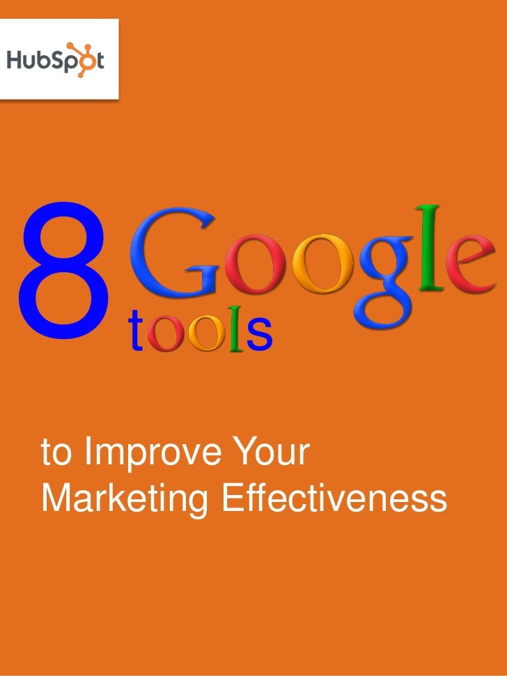 8   t      sto Improve YourMarketing Effectiveness