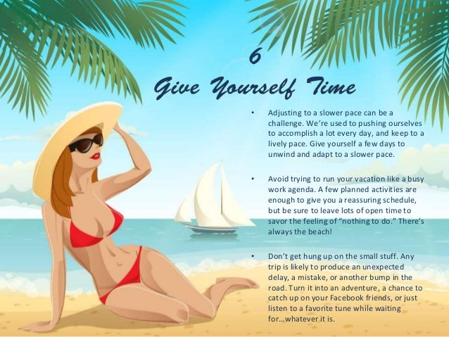 A Great Vacation 8 Great Tips For A Stressfree Beach Vacation