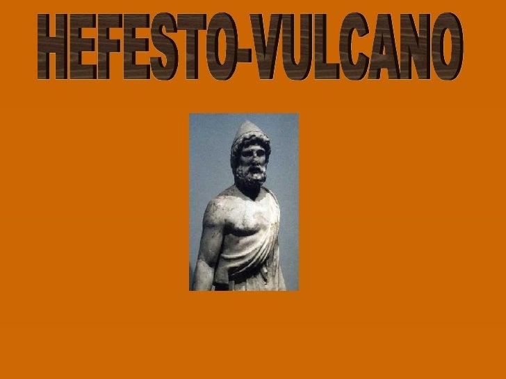 HEFESTO-VULCANO