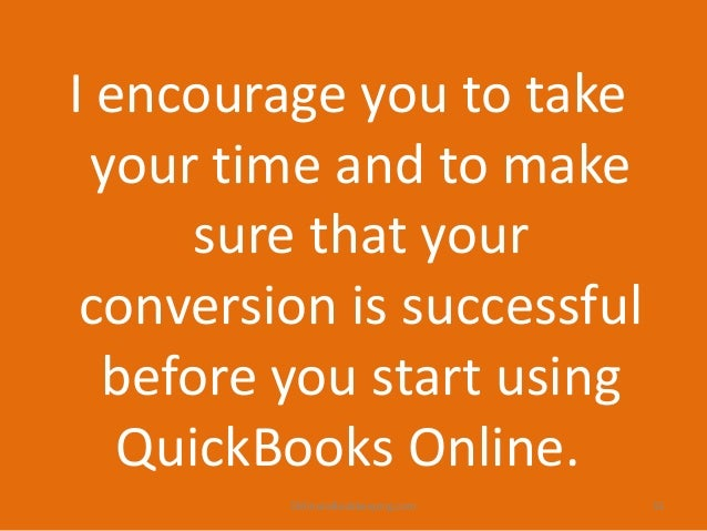 how to learn quickbooks online