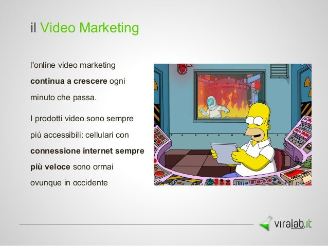 Fare Video Marketing con poco Budget Slide 2