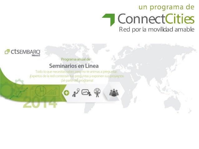 Institucionalidad del transporte público en México Adriana Lobo alobo@embarqmexico.org 14 de agosto, 2014