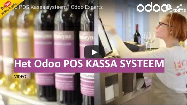 Het Odoo POS KASSA SYSTEEM VIDEO