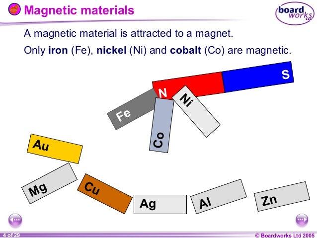 magnetic materials Advanced magnetic materials edited by: leszek malkinski isbn 978-953-51- 0637-1, published 2012-05-24.