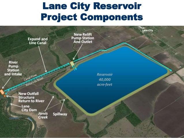 Lcra Lane City Reservoir Project Karen Bondy
