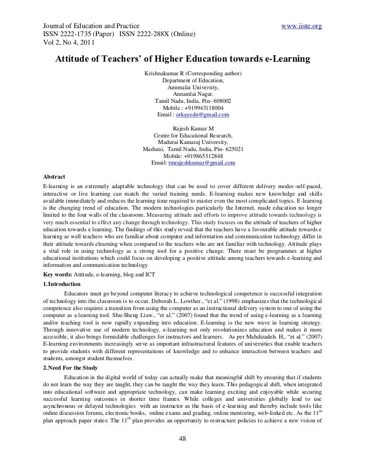Journal of Education and Practice                                                                   www.iiste.orgISSN 2222...