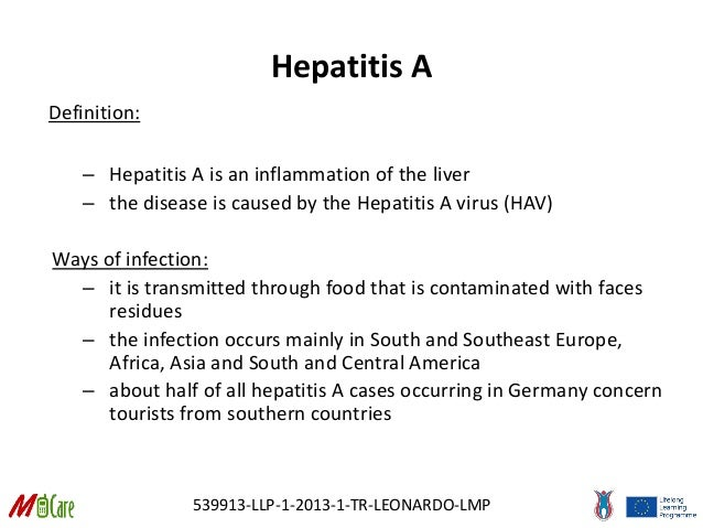 hepatitis definition – citybeauty, Human body