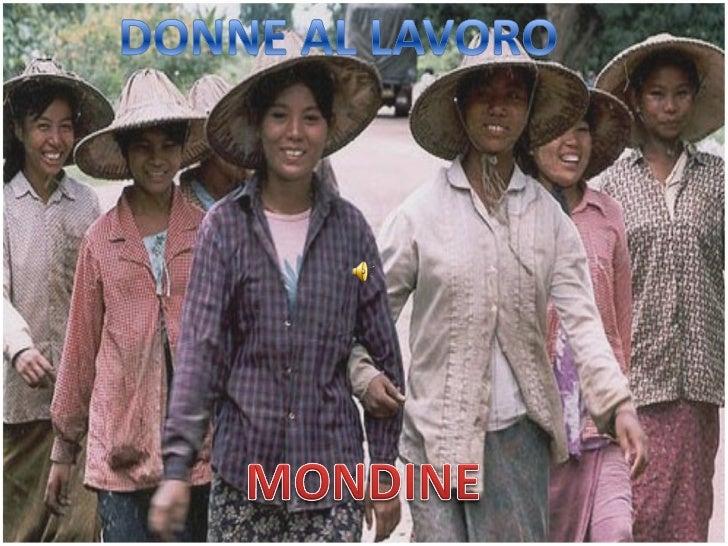 MONDINE