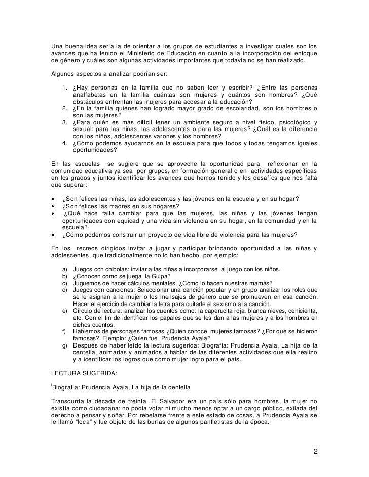8 marzo guía para la conmemoración 8 de marzo preliminar a vo bo de renzo Slide 2