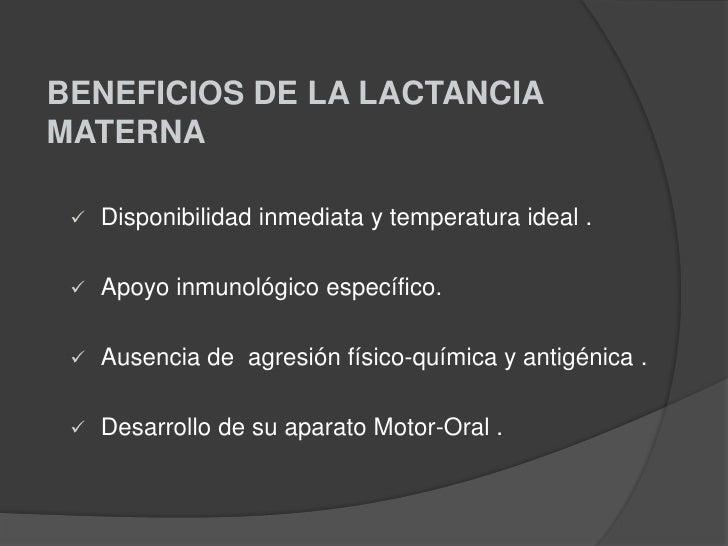 LECHE MATERNAVSLECHE DE VACA<br />