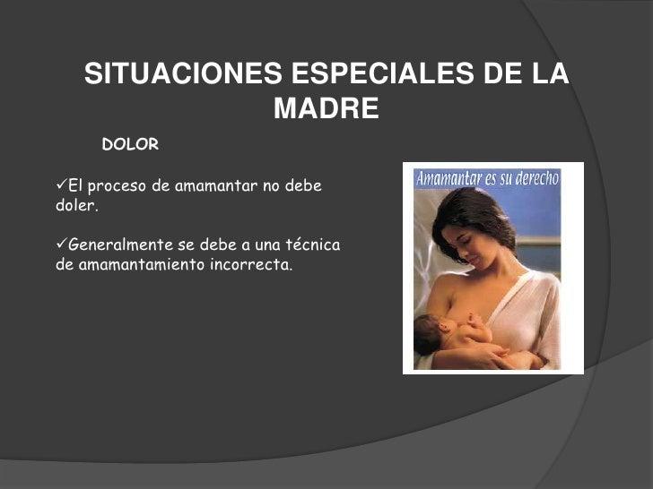 TECNICAS DE AMAMANTAMIENTO<br />Posición acunada invertida: <br />cesárea, gemelos<br />Cuerpo del niño queda a un costado...
