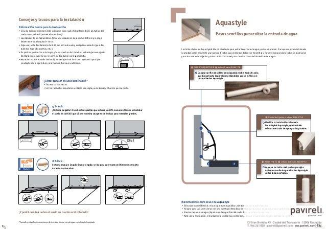Suelos laminados tarkett - Instalacion de suelo laminado ...
