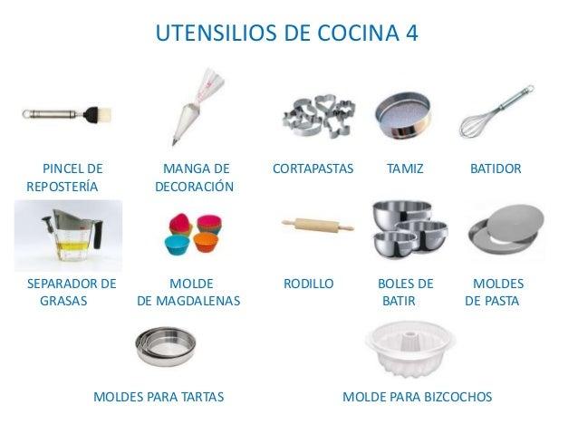 8 comidas en el hogar for Utensilios de hogar