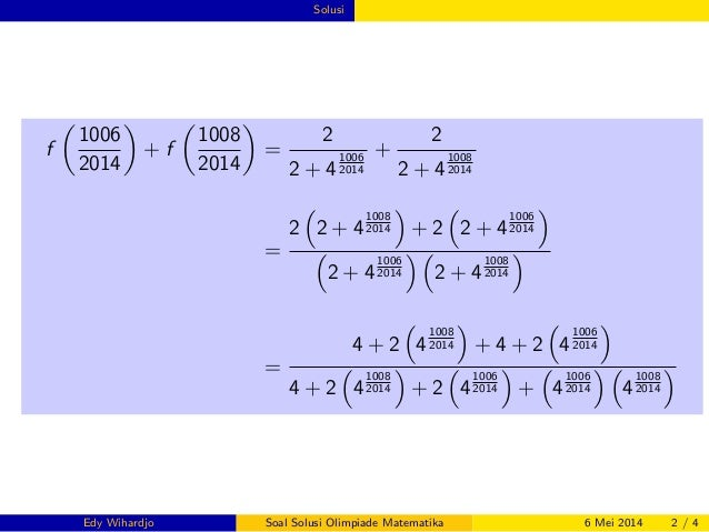 Mathematics Olympiad 3 Slide 2