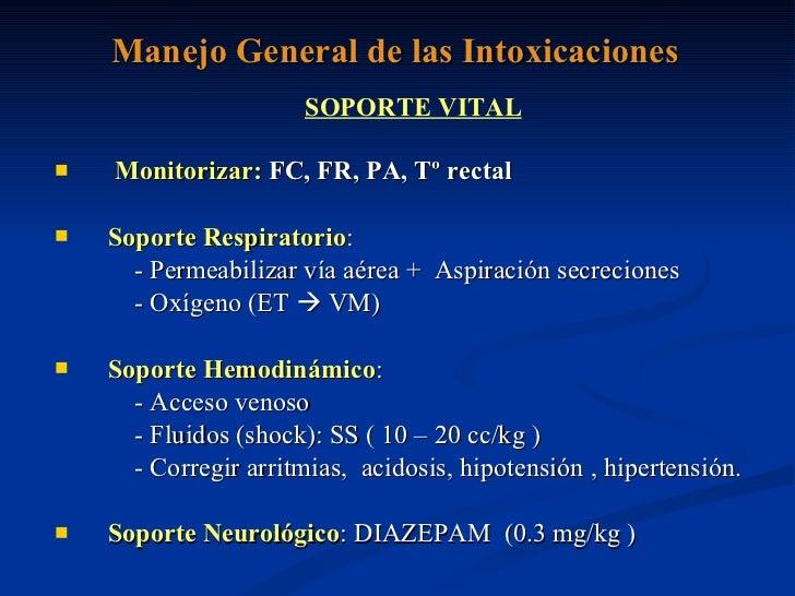 <ul><li>Monitorizar:  FC, FR, PA, Tº rectal </li></ul><ul><li>Soporte Respiratorio :   </li></ul><ul><li>- Permeabilizar v...