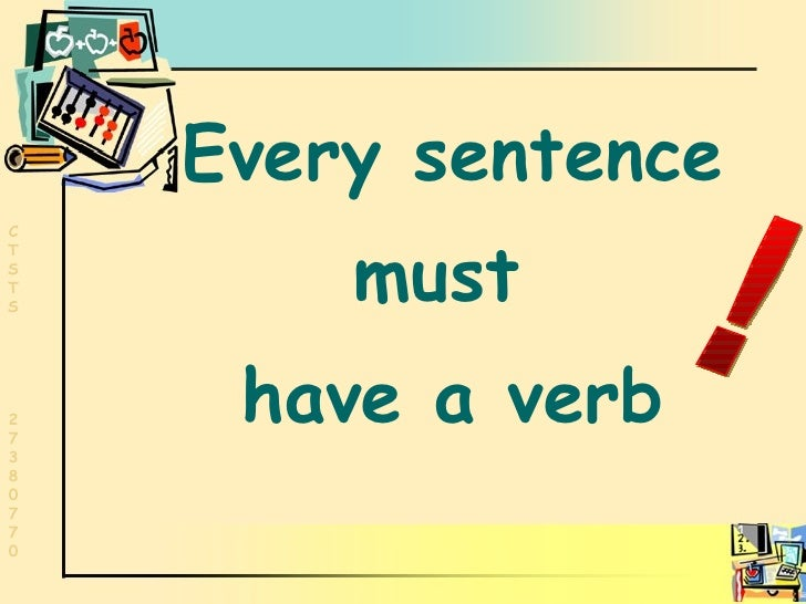 Grammar: 8 parts of speech