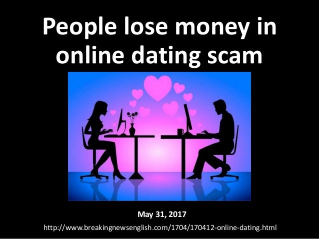 How to lose hope online dating
