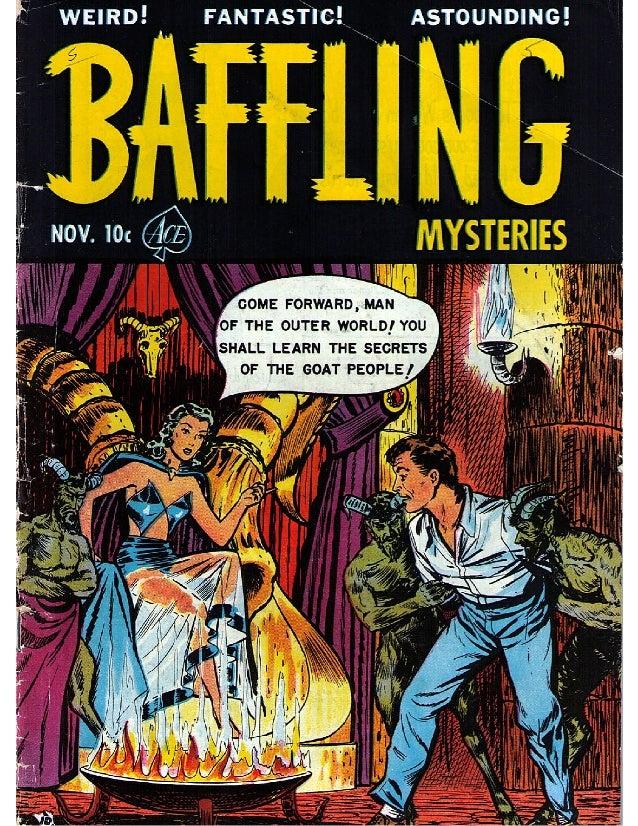 Baffling Mysteries