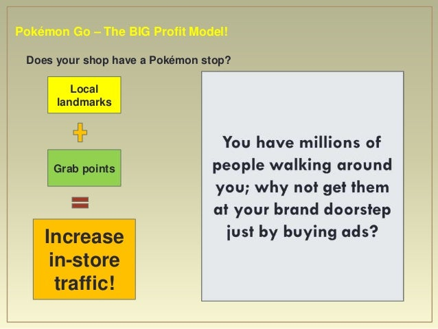 8 'pokémon go' lessons for marketers – the art of making