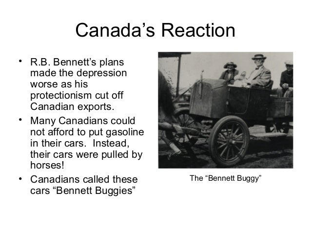 political causes for the great depression