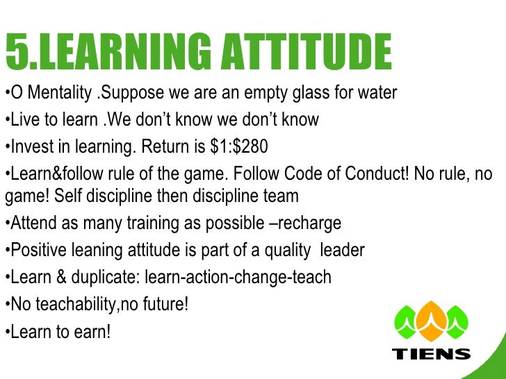 """the positive attitudes in teaching and learning Teaching quotes quotes tagged as  """"positive expectations are the mark of the superior  """"everybody who is incapable of learning has taken to teaching."""