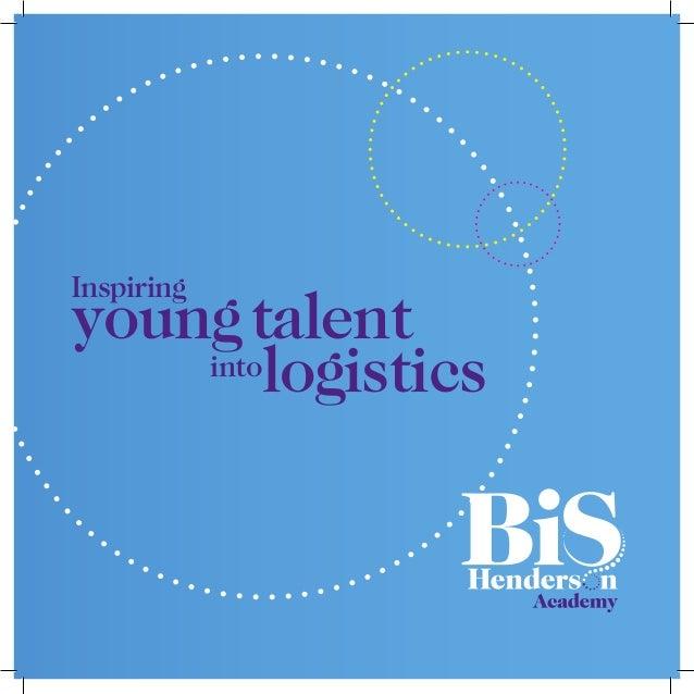 into youngtalent logistics Inspiring
