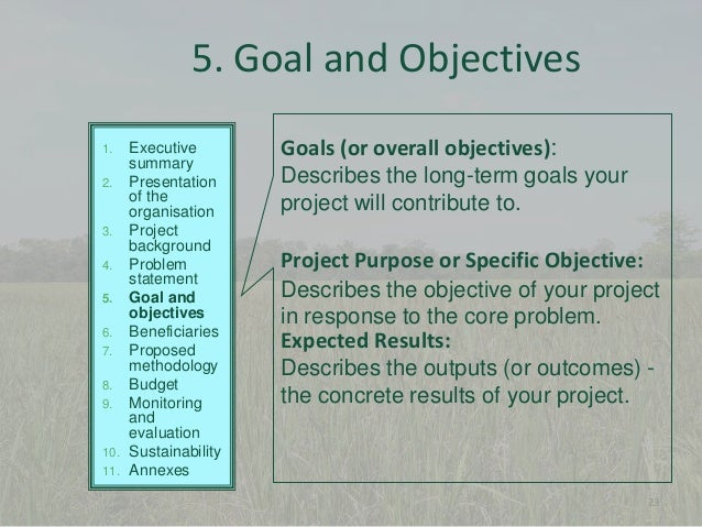 project proposal ppt