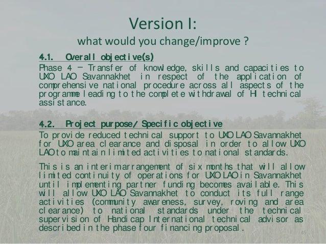 10 Project Proposal Writing