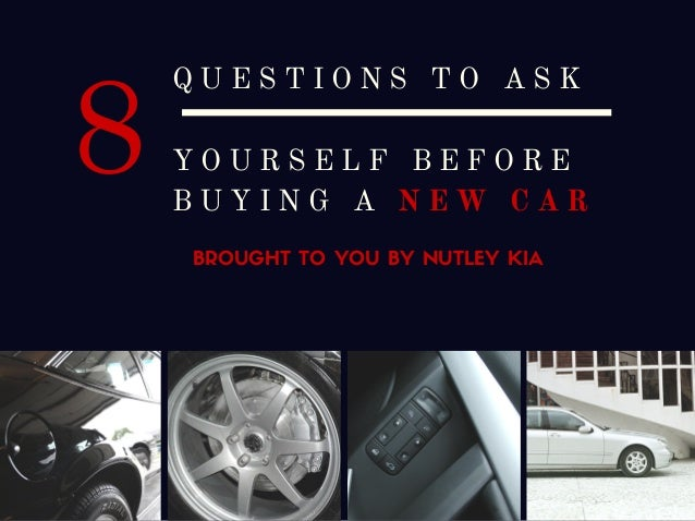 what questions to ask when buying a secondhand car