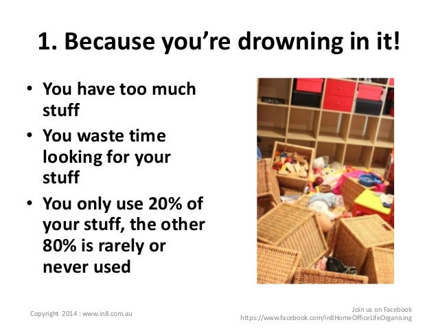 8 reasons to get rid of stuff for How to get rid of things