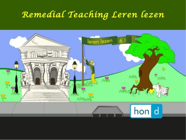 Chapter 3 - Remedial Teaching Strategies