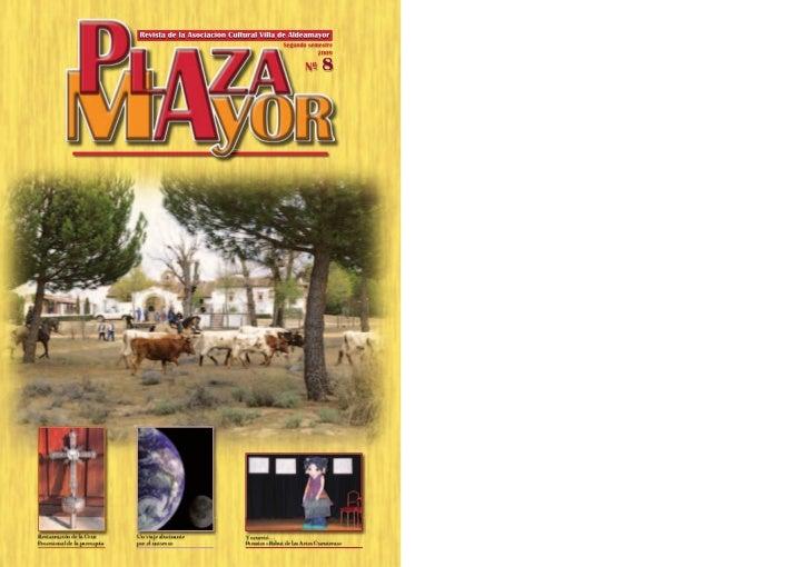 Revista de la Asociación Cultural Villa de Aldeamayor                                                                     ...
