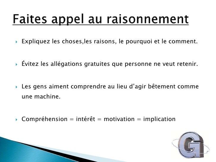8 RèGles De Com Leader Efficace Slide 2