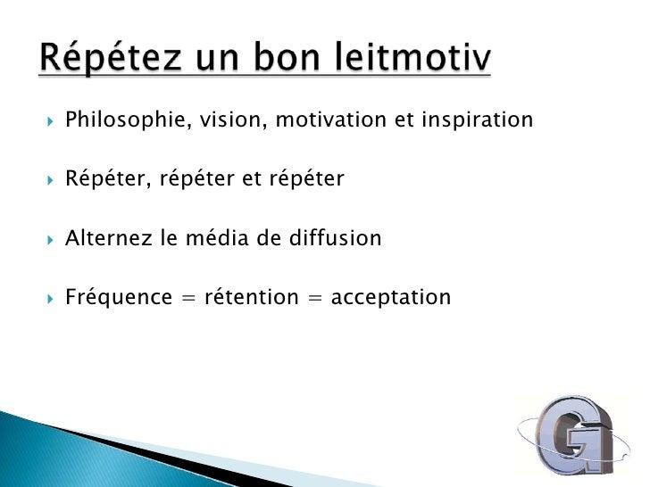 8 RèGles De Com Leader Efficace Slide 3