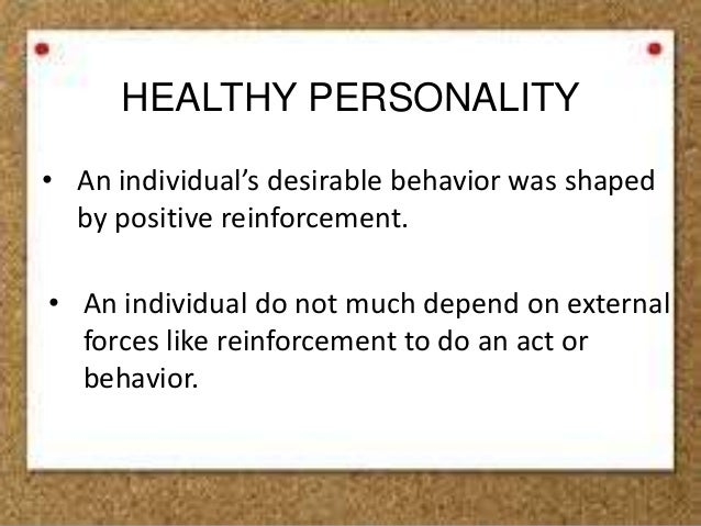 bf skinner personality theory