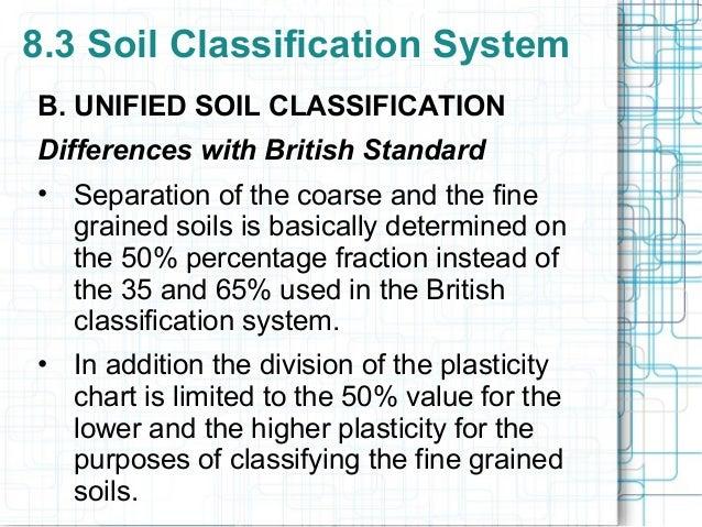 8 soil description and classification for Soil classification