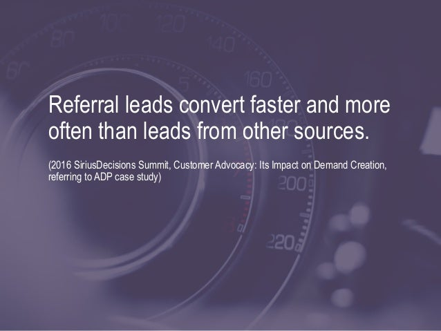9 stats/quotes that prove referral software speeds up your ...