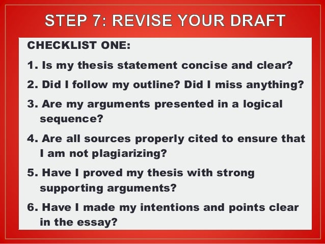6 steps writing research paper Your thesis statement is a single sentence that explains your argument and is the  central idea of your paper here are 4 simple steps to write a.