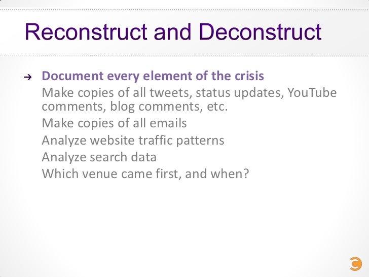 8 Steps to Manage a Social Media Crisis