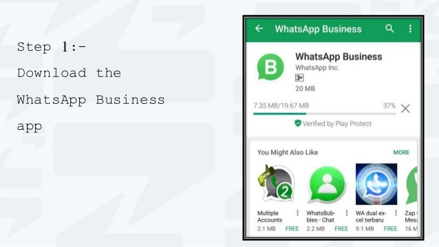 download whatsapp business