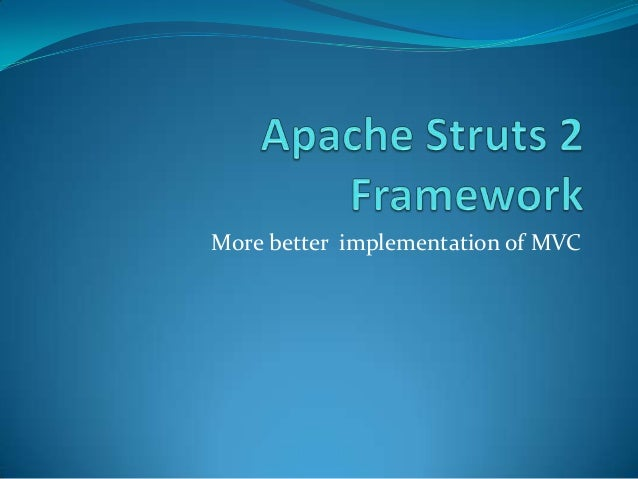 More better implementation of MVC