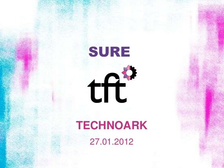 SURETECHNOARK 27.01.2012