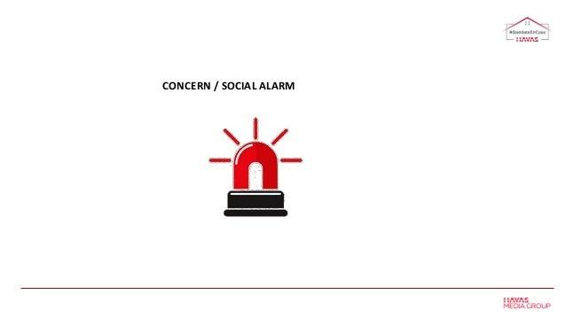 CONCERN / SOCIAL ALARM