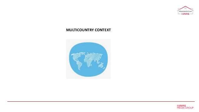 MULTICOUNTRY CONTEXT