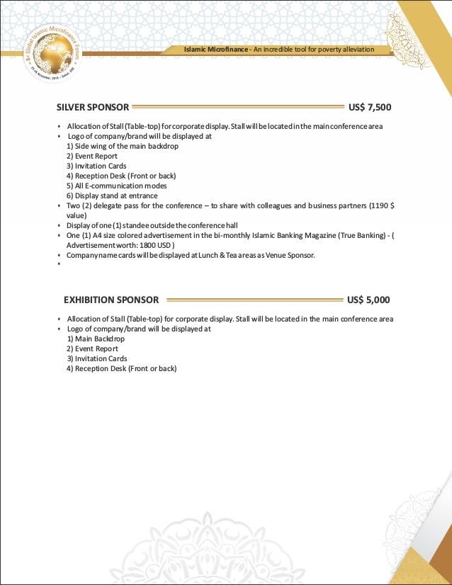 8th Global Islamic Microfinance Forum