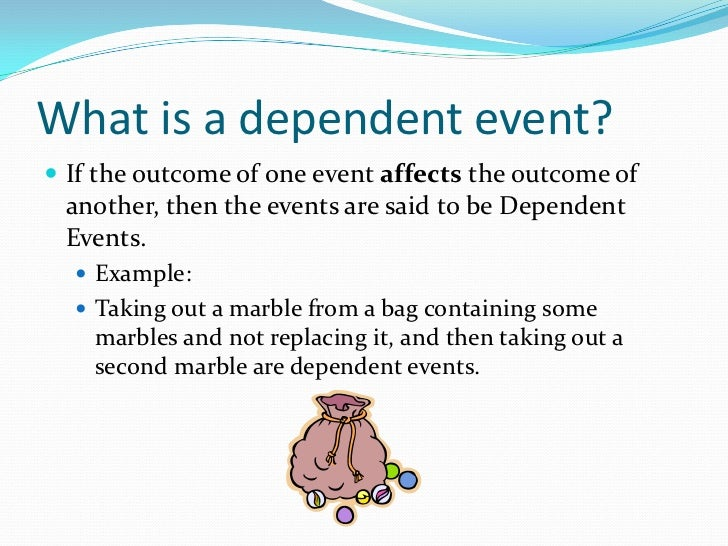8th grade math dependent and independent – Independent and Dependent Events Worksheet Answers