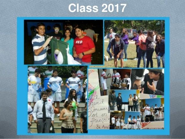 Class 2017